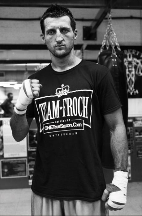 Carl Froch T-shirt