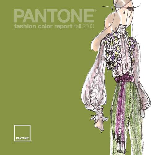 PANTONE fashion colour report 2010