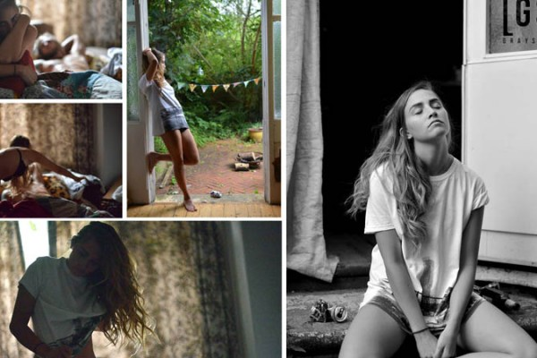 Fashion Photography, photographer and american apparel