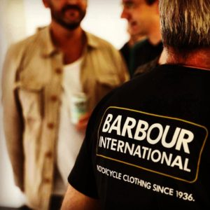 T SHIRTS, FOR BARBOUR INTERNATIONAL