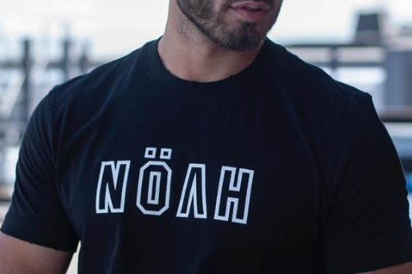 Noah Thomas Fashion