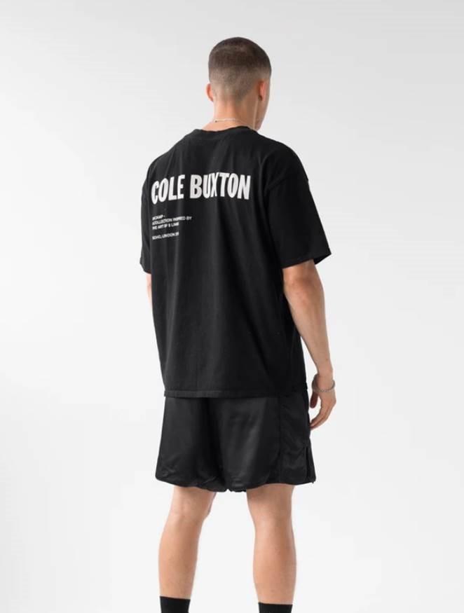 Cole Buxton tshirt black