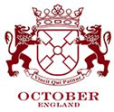 October Ltd Logo