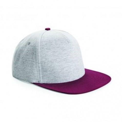 BB669 varsity snapback cap